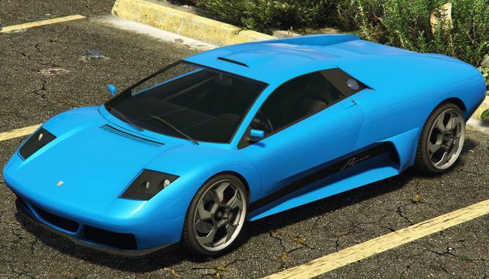Supercars | GTA 5 Rides