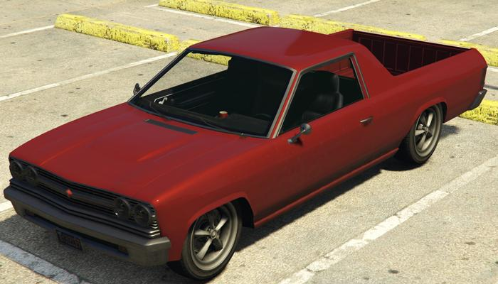 GTA Muscle Cars