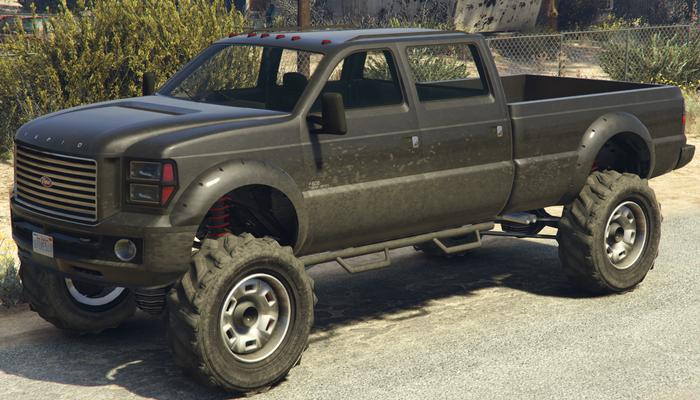 GTA Off-Road