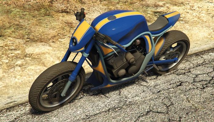 GTA Motorcycles