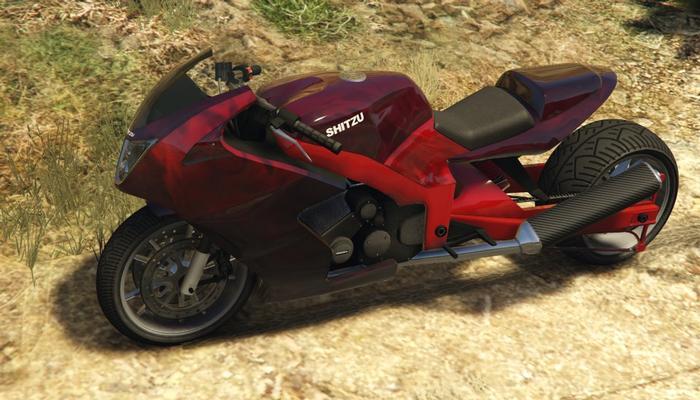 Motorcycles Gta 5 Rides