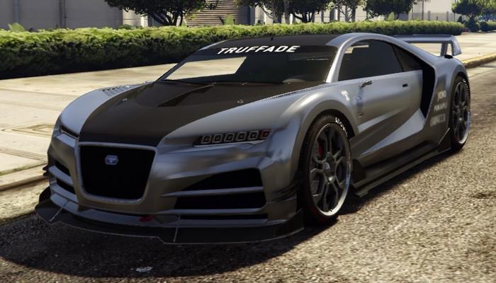 The Fastest Supercars | GTA 5 Rides