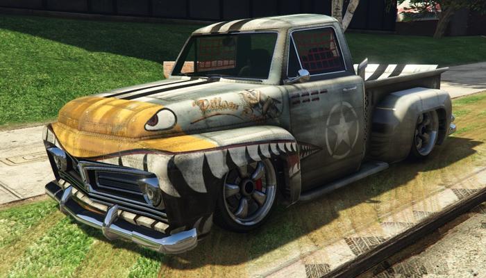 Gta 5 Custom Cars >> Vapid Slamvan Custom Gta 5 Rides