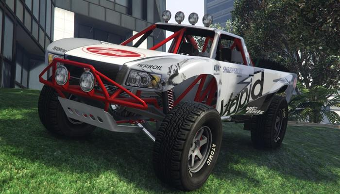 The Fastest Off-Road | GTA 5 Rides