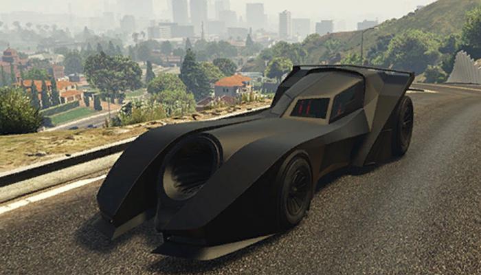 Scramjet vs Vigilante | GTA 5 Rides